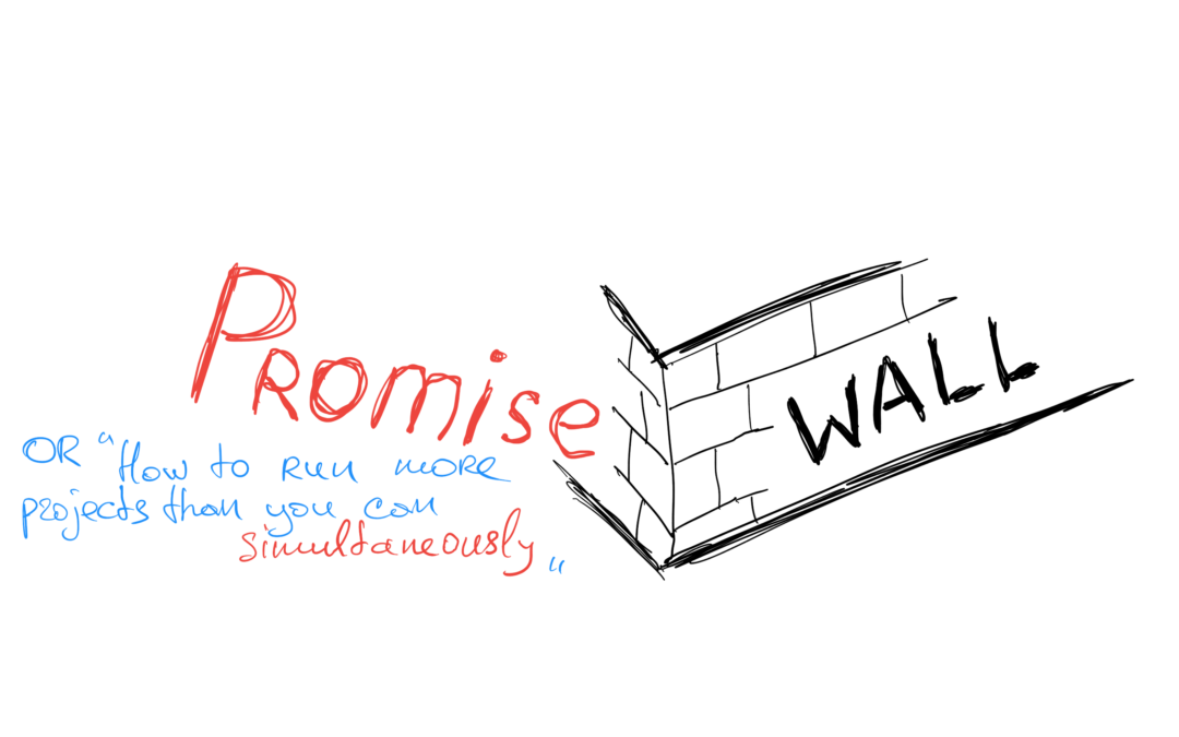 Promise wall